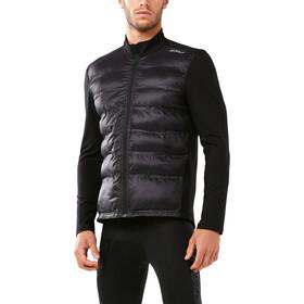 2XU Heat Veste Homme, black/black